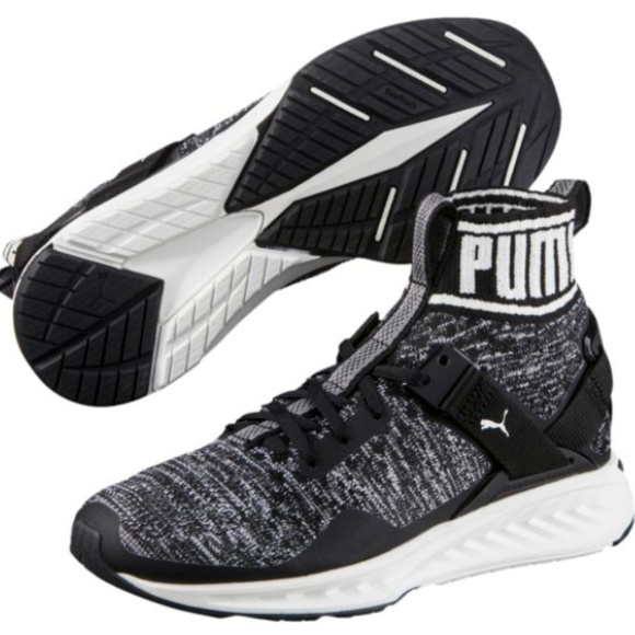 fa15aaeb6dc1 PUMA IGNITE evoKNIT Women s Training Shoes. M 5b2d77912beb790925f5c7c4